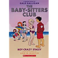 Boy-Crazy Stacey (The Baby-Sitters Club Graphic Novel #7): A Graphix Book