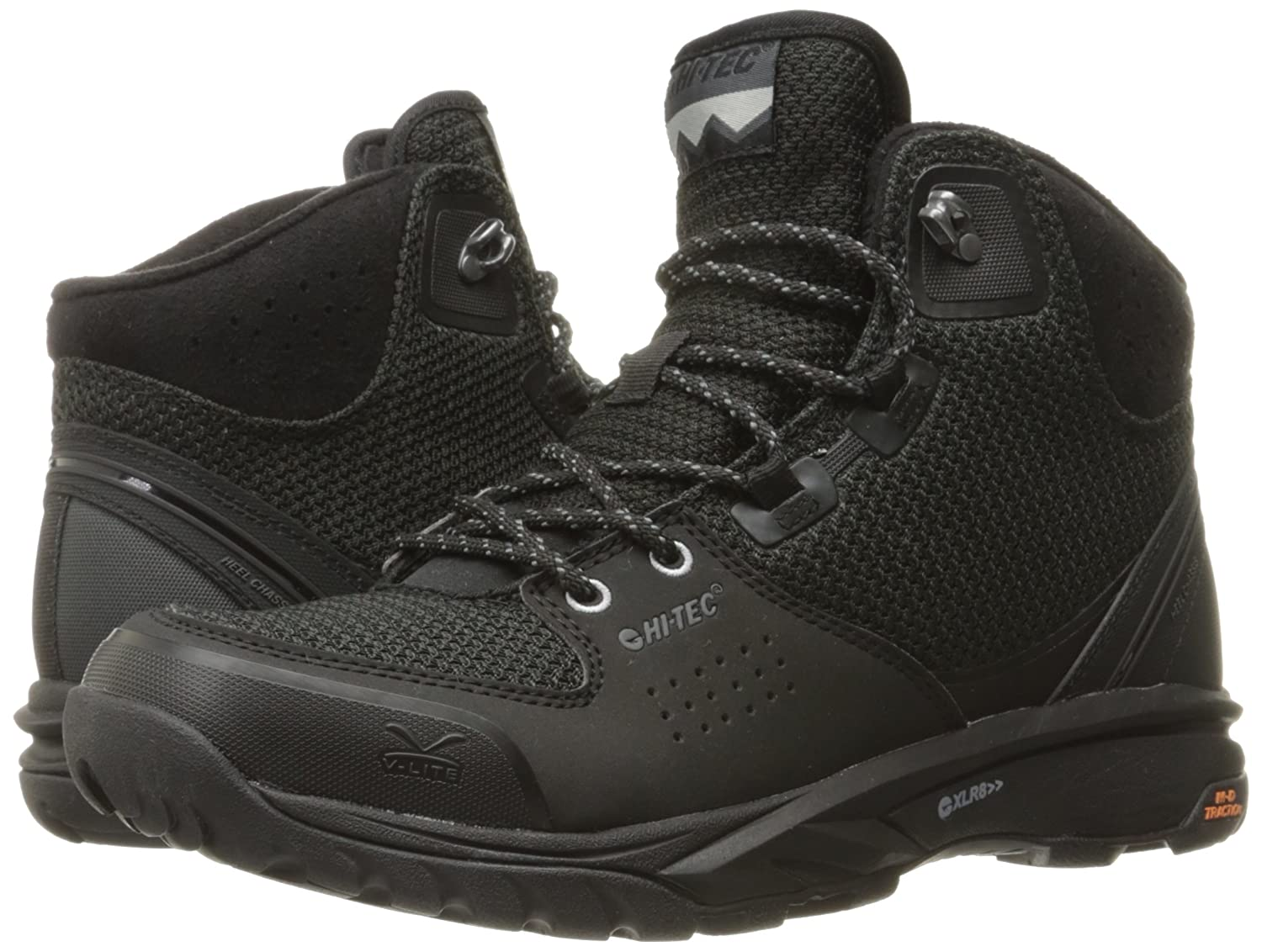 Amazon.com | Hi-Tec Mens V-Lite Wildlife Mid I Hiking Shoe | Hiking Shoes