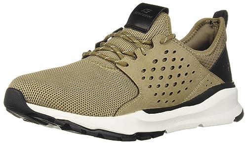 Skechers Relven-Velton, Zapatillas para Hombre: Amazon.es: Zapatos y complementos