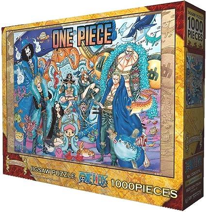 New ENSKY ONE PIECE 1000 Piece Jigsaw Puzzle from Japan