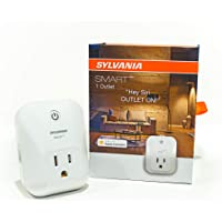 SYLVANIA SMART+ Bluetooth a todo color, Kit para el hogar de tapones, Blanco