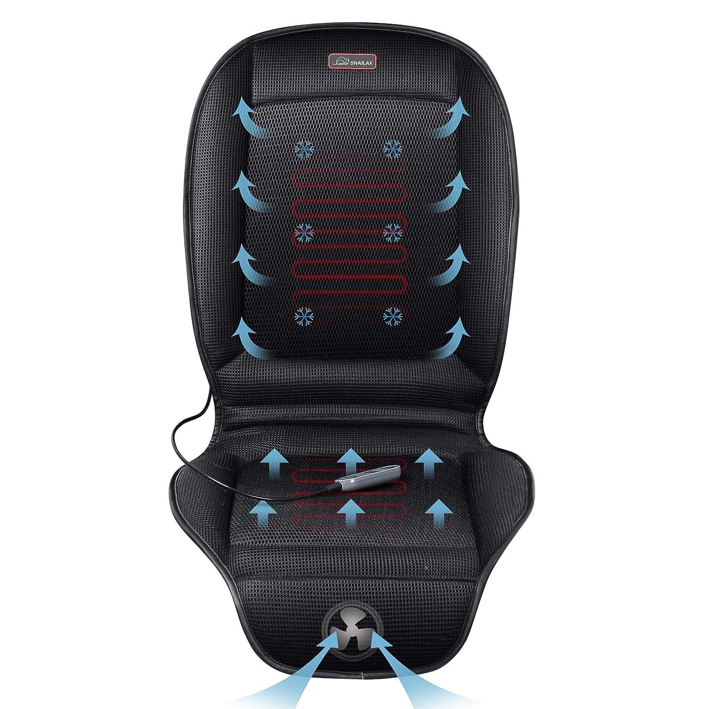 Cojín de asiento con 3 niveles de refrigeración y 2 niveles ...