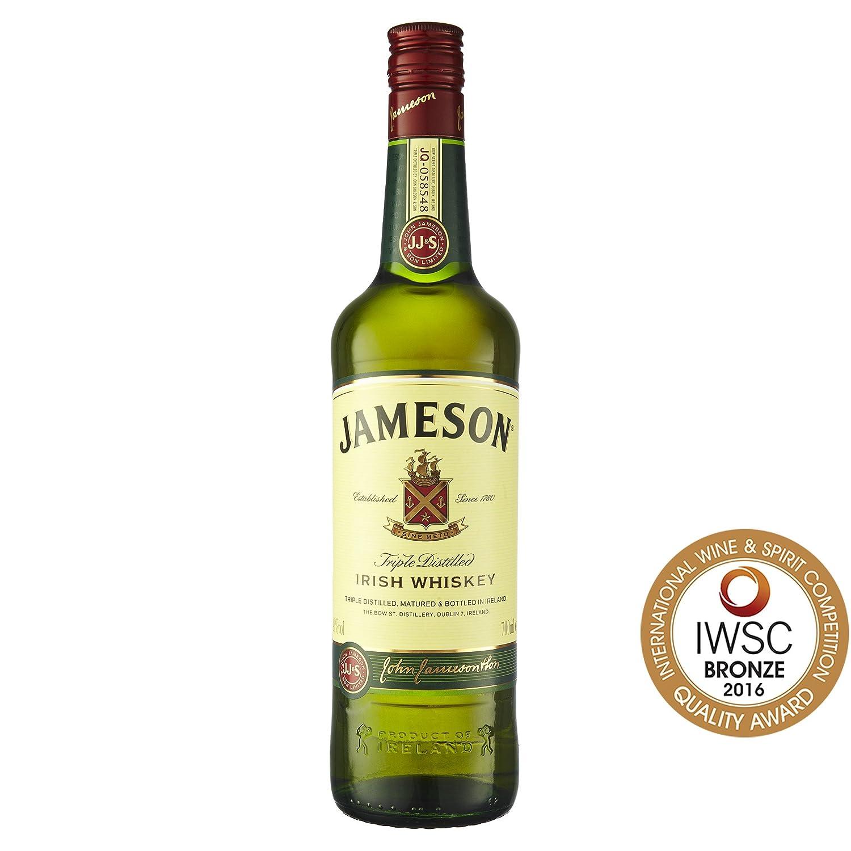 Jameson Original Irish Whiskey – Blended Irish Whiskey mit Jameson ...
