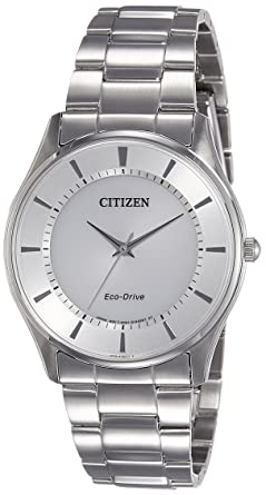 Citizen Analog White Dial Unisex Watch-BJ6481-58A <span at amazon
