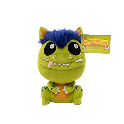 "Funko Pop! Plush Regular: Monsters - Liverwort, Multicolor, 7"": Toys & Games"