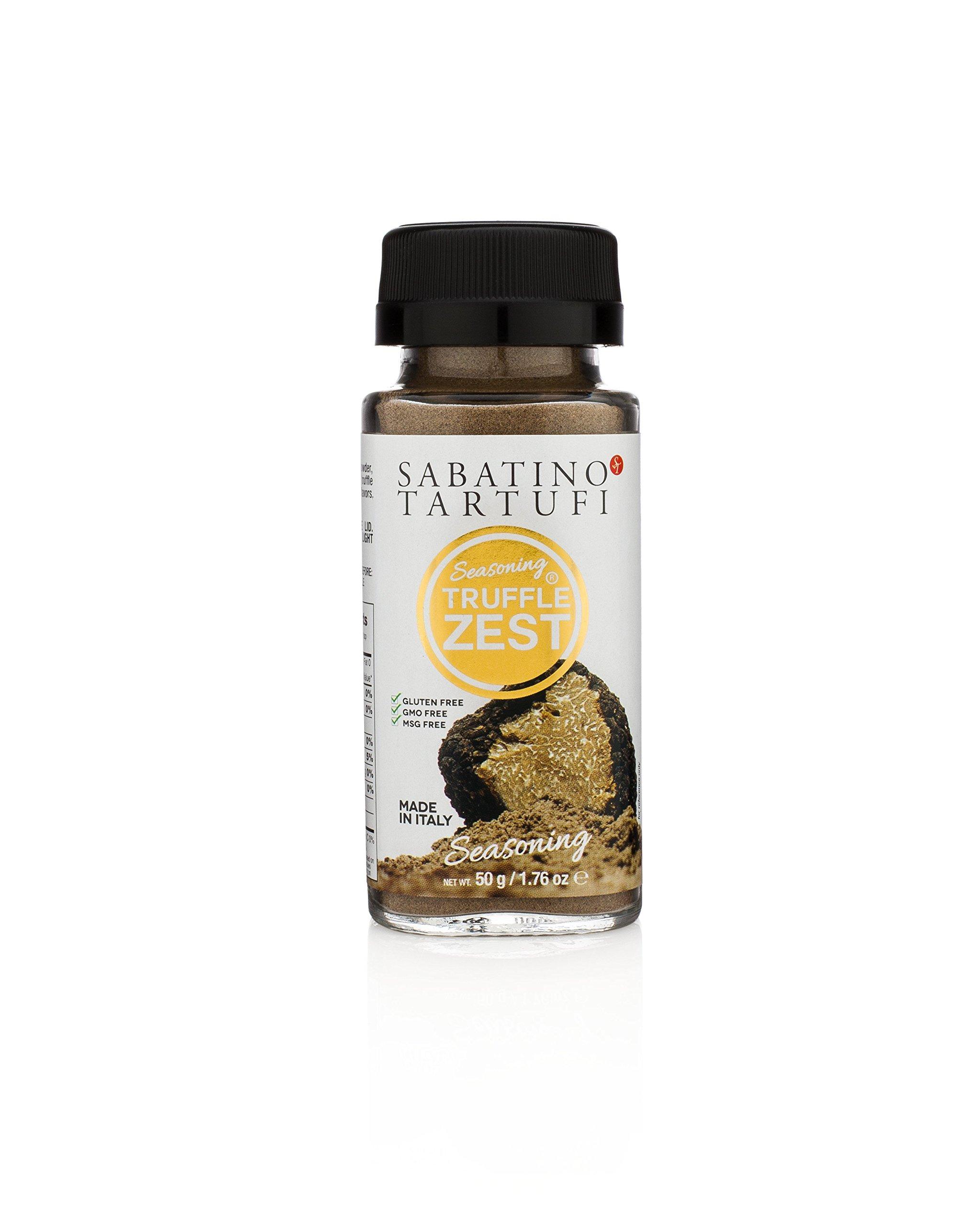 Sabatino Tartufi Truffle Zest Seasoning, 1.76 Ounce