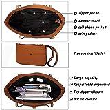 YNIQUE Satchel Purses and Handbags for Women