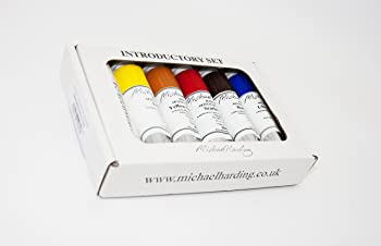 Michael Harding's Artist Oli Colours Introductory Oil Paint Set