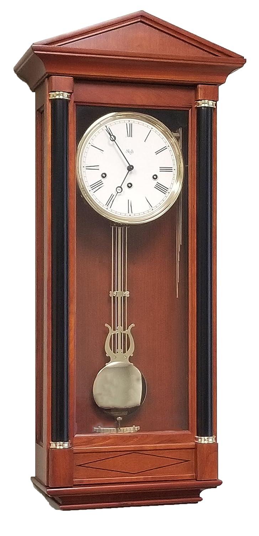 Amazon Sligh Millennia Key Wound Westminster Chime Wall Clock