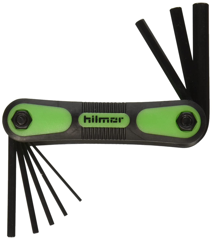 hilmor 1891472 Hex Key Folding Set Metric HIMQ0