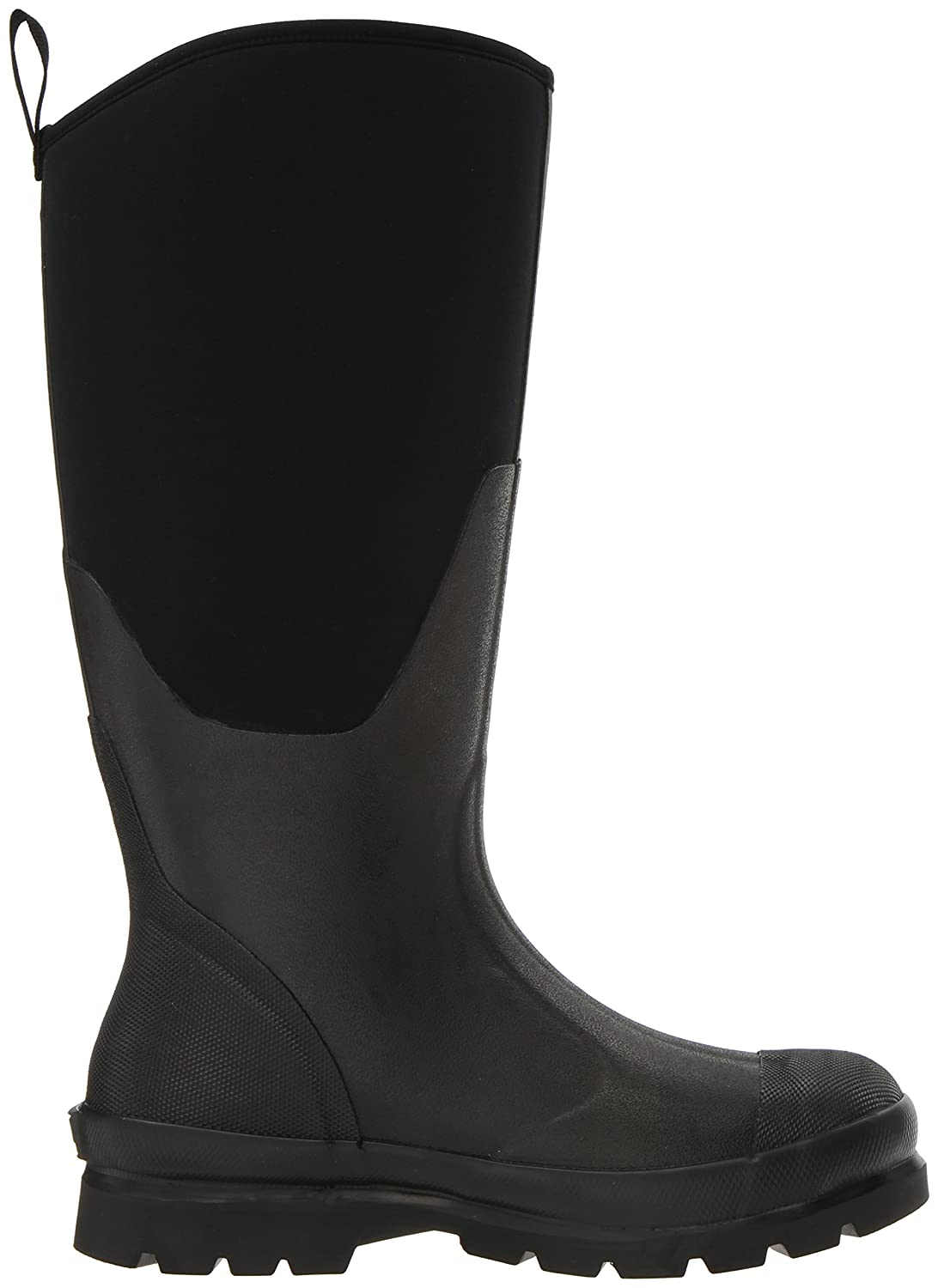 Muck Boot Women's Chore Tall Snow Boot B06VWWWZM8 9 B(M) US|Black