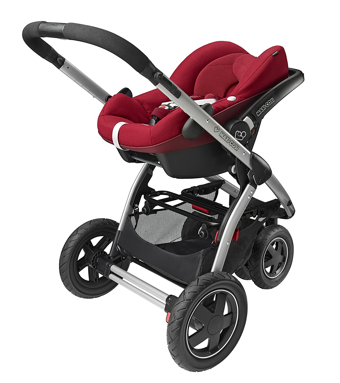 Maxi-Cosi Pebble Group 0+ Car Seat 2
