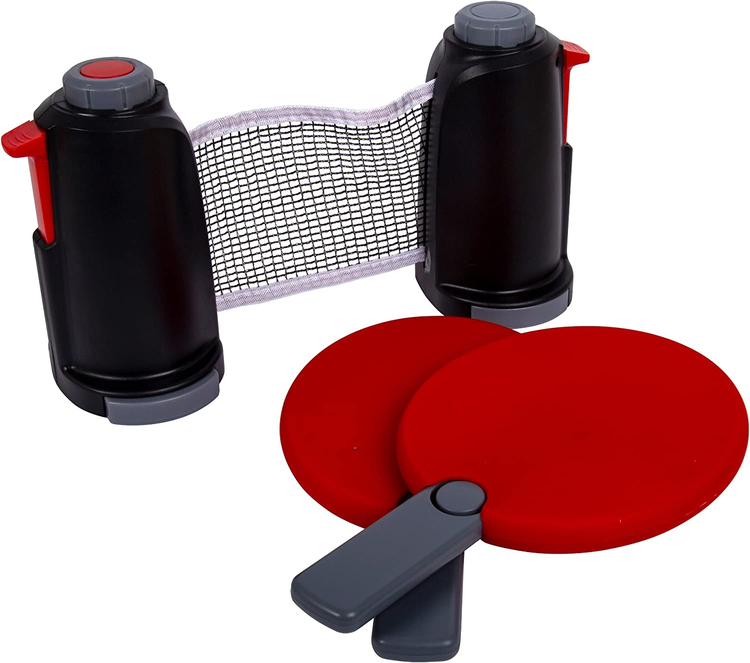 Red ibobby Hover Air Hockey 10 inches