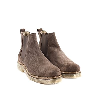 new styles 8a554 5a890 Apple of Eden Chelsea Boots Dora Taupe
