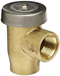 """Apollo 3820401 Brass Atmospheric Type Vacuum Breaker, 3/4"""" NPT Female"""