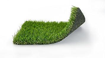 Césped artificial para piscinas, terrazas, áticos y negocios EVERT GRASS Home 27mm: Rollo