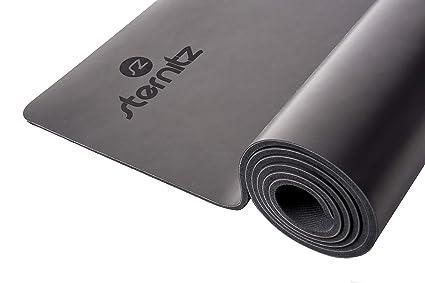 Sternitz - Esterilla de Yoga Pro - Caucho Natural - Eco-Friendly - Antideslizante - Yoga Mat Natural Rubber