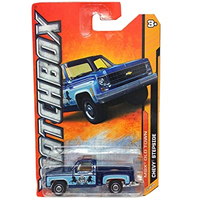 Matchbox MBX Old Town Chevy Stepside 66 of 120: Toys & Games