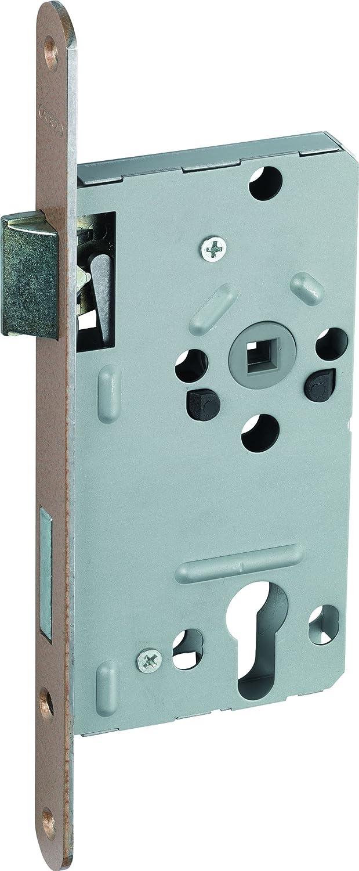 ABUS 208126 Serrure encastrée Cylindre profilé Modèle TKZ20 L HG (Import Allemagne)