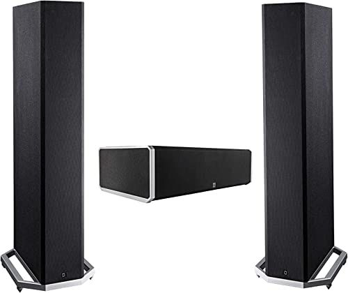 Definitive Technology BP9020 & CS9040 Plus Center Channel Speaker