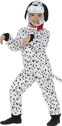 Dalmatian Kids Fancy Dress Dog Puppy Book Day Week Boys Girls Childrens Costume  sc 1 st  Amazon.com & Amazon.com: Kids Dalmation Costume: Clothing