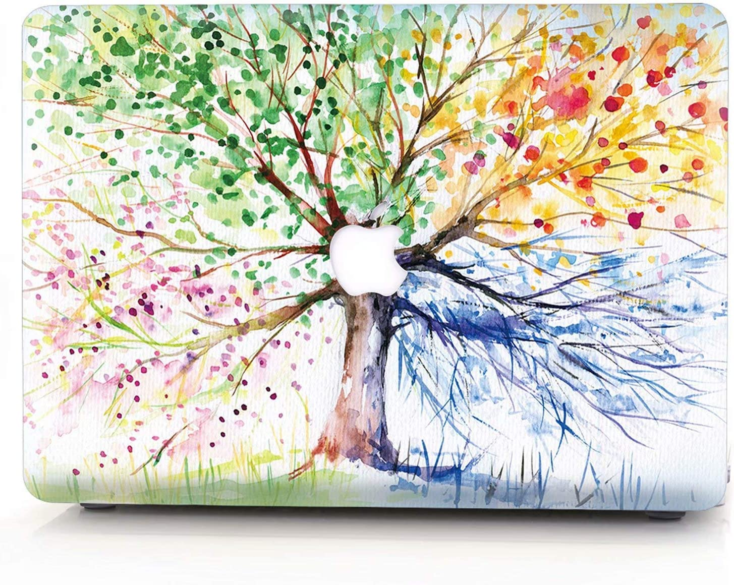 MacBook Retina 12 Case - AQYLQ Landscape Pattern Hard Cover Snap On Protective Case for The New MacBook 12