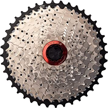 8 and 9 speed Sunrace 11T Bike Bicycle Cog Cassette For Shimano SRAM 7 Silver
