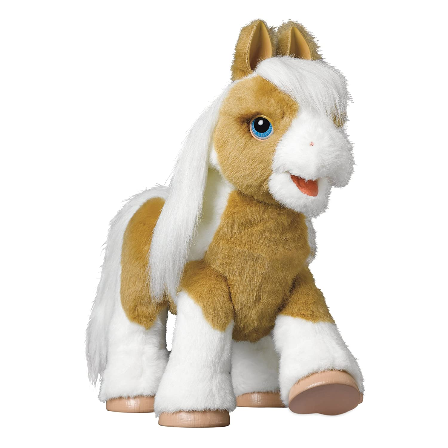 Amazon Furreal Friends Baby Butterscotch My Magical Show Pony