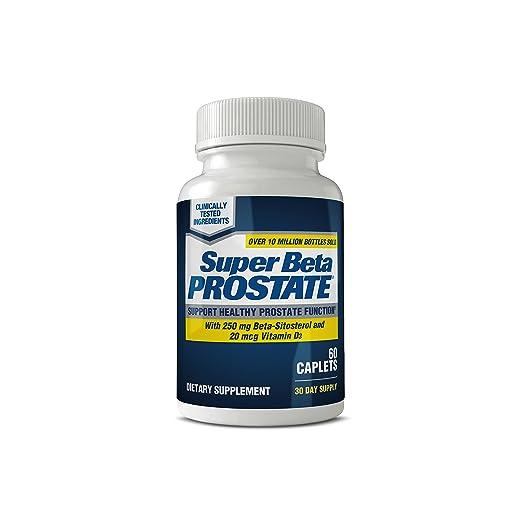 qué vitamina promueve la salud de la próstata
