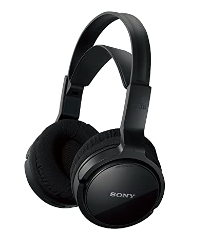 Amazoncom Sony Wireless Rf Headphones Mdr Rf912rk Electronics
