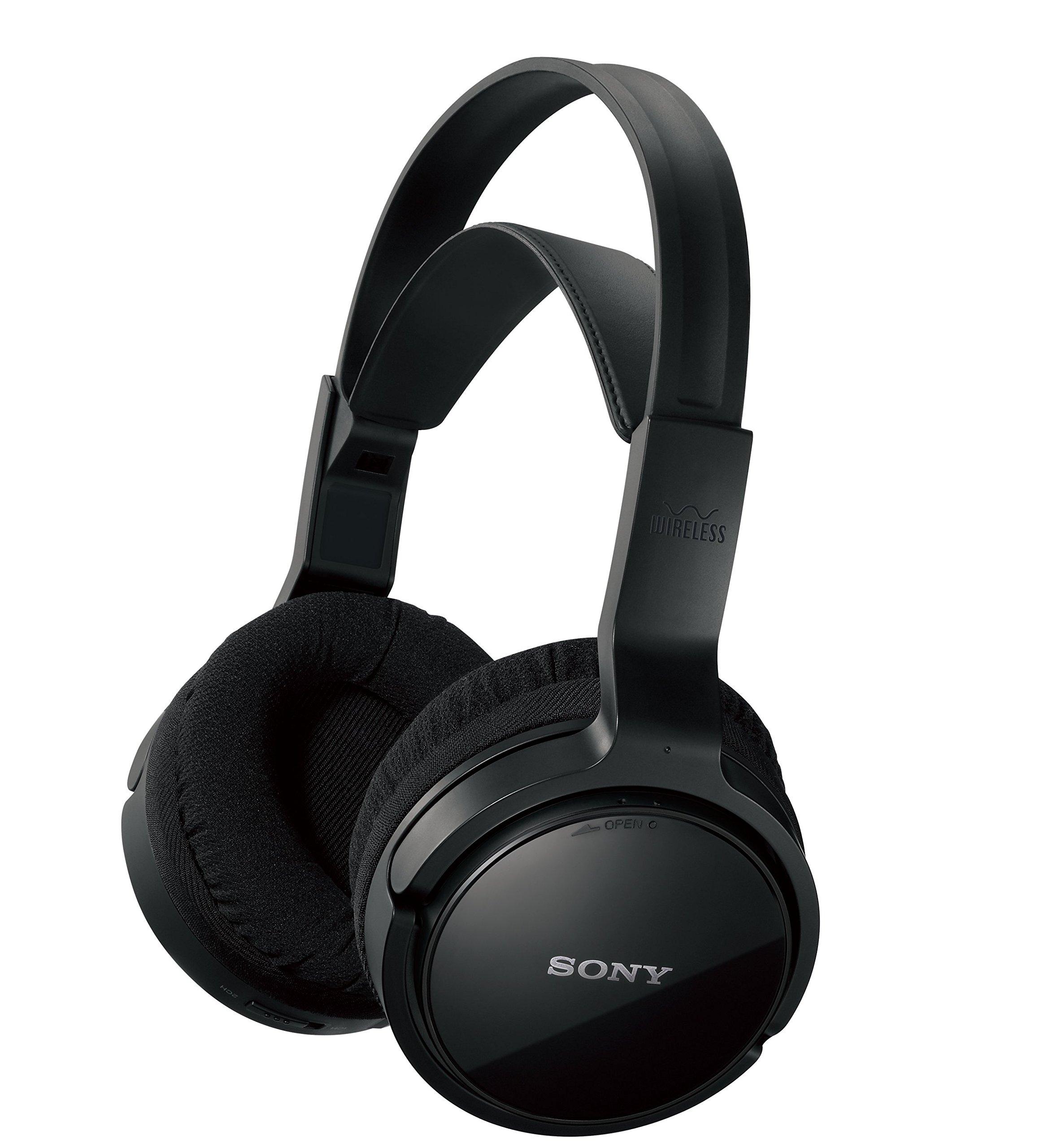 Sony Wireless RF Headphones (MDR-RF912RK) by Sony