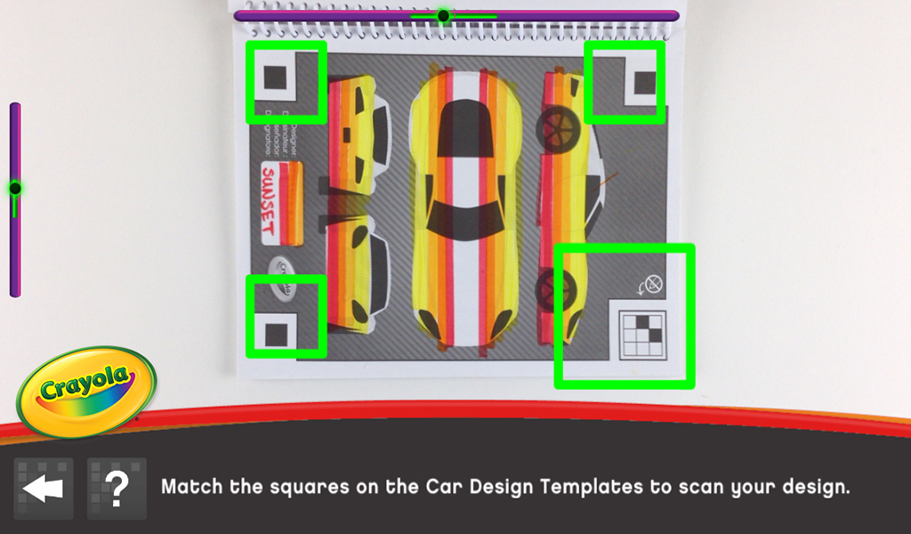 Crayola Design Drive Appstore For Android