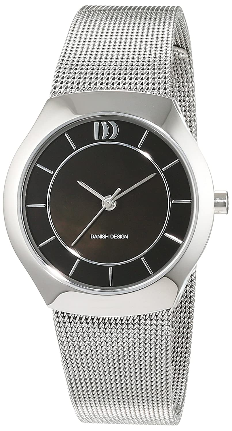 Danish Design Damen-Armbanduhr Analog Quarz Edelstahl IV63Q1132