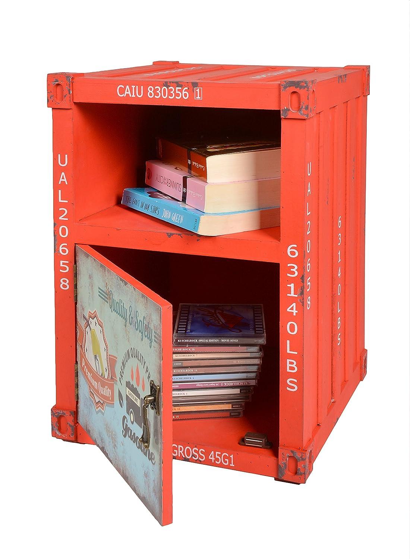 ts-ideen Kommode Schrank Nachttisch Regal Schlafzimmer Container in ...