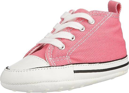 autor Último Perforación  Amazon.com | Converse Kids' First Star High Top Sneaker | Sneakers