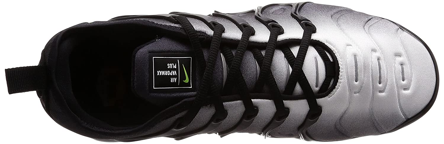 6c09cd8b5ee6 Nike Men s Air Vapormax Plus Shoe Black Volt White (9.5 D(M) US)  Buy  Online at Low Prices in India - Amazon.in
