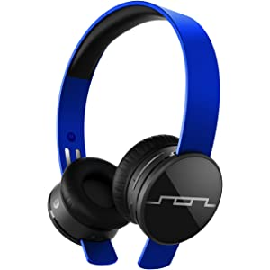 SOL REPUBLIC 1430-06 Tracks Air Wireless On-Ear Headphones with A2 Sound Engine