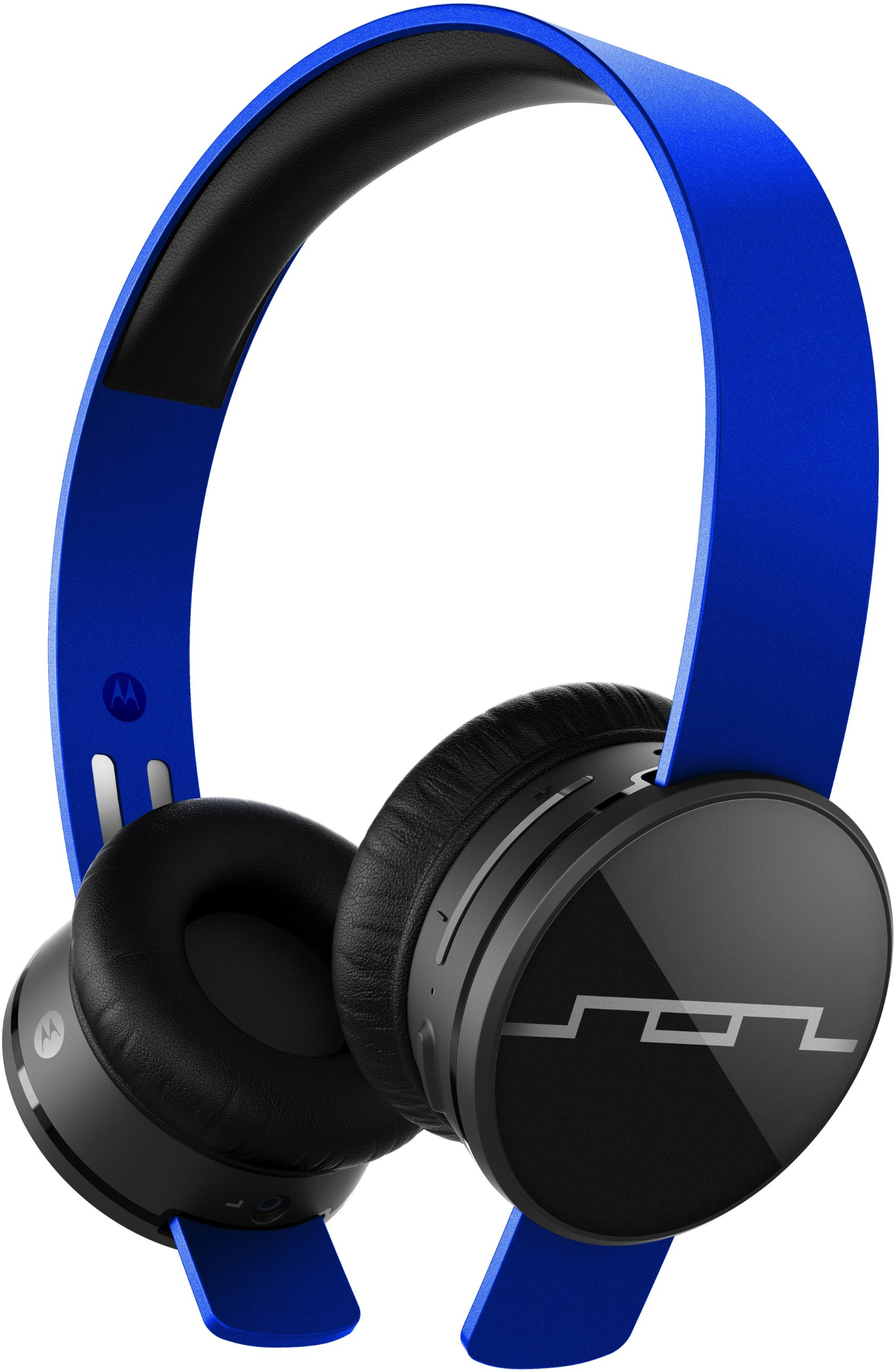 SOL REPUBLIC 1430-06 Tracks Air Wireless On-Ear Headphones with A2 Sound Engine, Electro Blue by SOL REPUBLIC