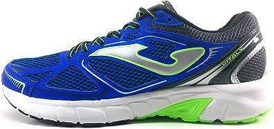 Joma Vitaly Zapatillas Running Hombre Azul: Amazon.es: Zapatos y complementos