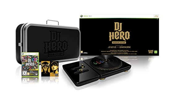 Dj hero: renegade edition cex (uk): buy, sell, donate.