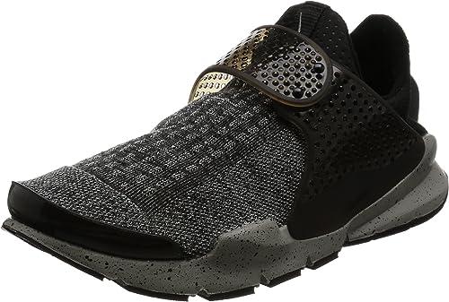 Nike Sock Dart SE Premium 859553 001, Herren Trail Runnins Sneakers