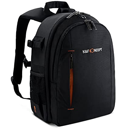 5f9b3d8102 Image Unavailable. Image not available for. Color  K F Concept Professional  Camera Backpack ...