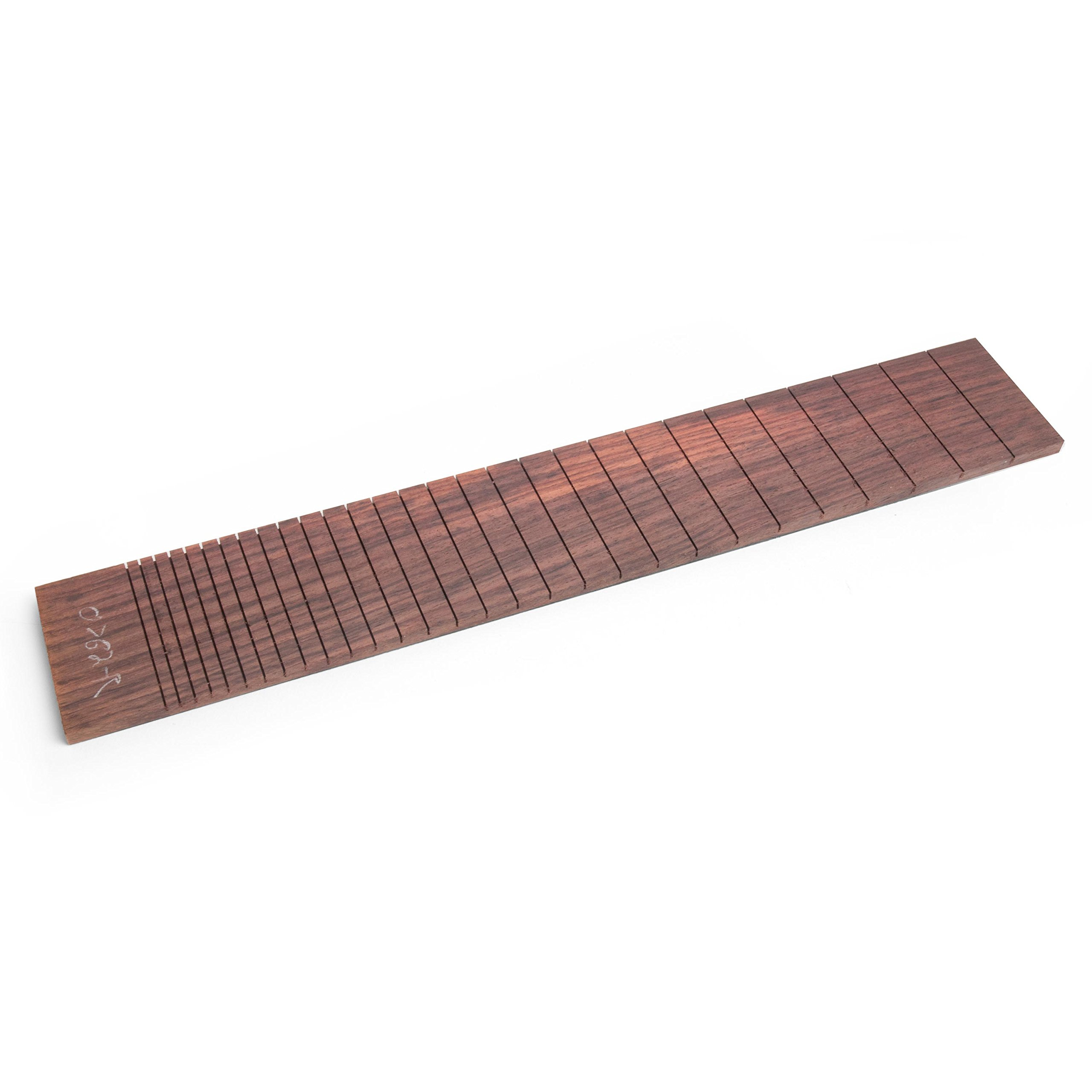 StewMac Mandolin Fingerboard, Rosewood, Flat