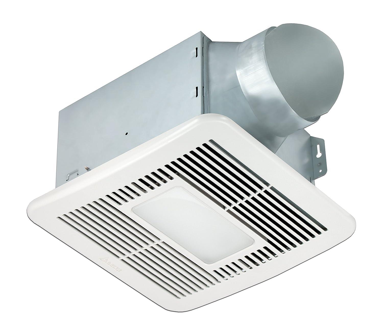bathroom ventilation fan with led light