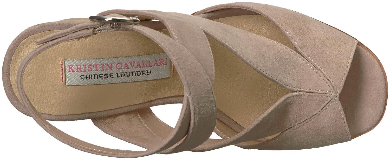 Chinese Laundry Kristin Cavallari Womens Lara Heeled Sandal
