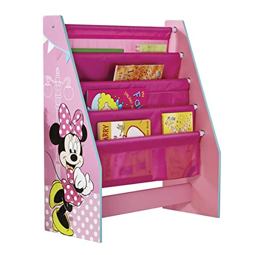 Disney Minnie Mouse – Kinder Bücherregale mit Cartoon Motiven