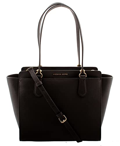 796f7e2cf6f7 MICHAEL Michael Kors Dee Dee Medium Convertible Tote, Color Coffee ...