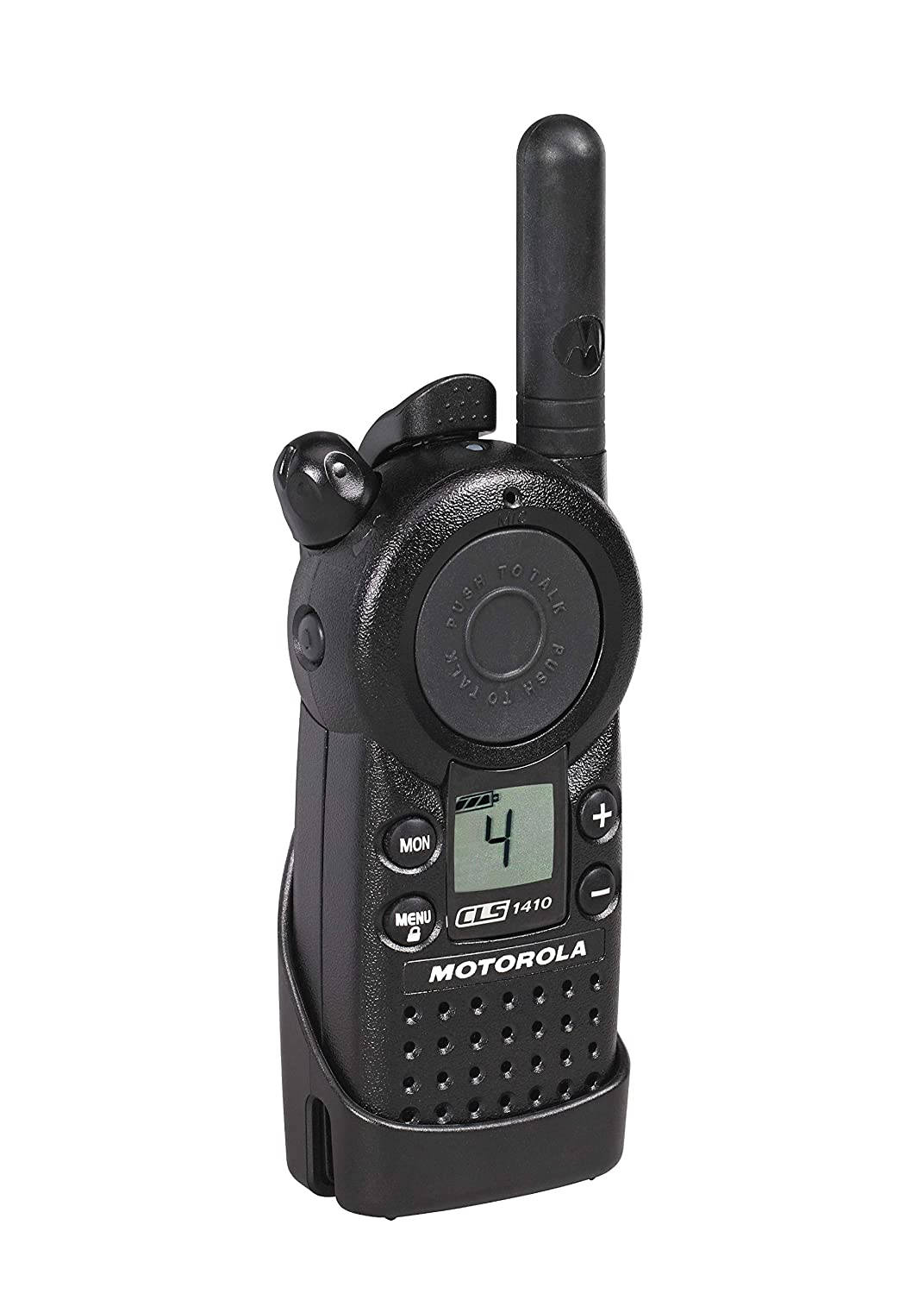Two Count Motorola Professional CLS1410 5-Mile 4-Channel UHF Two-Way Radio