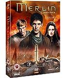Merlin Series 4 Volume 1 BBC [DVD]