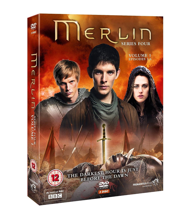 Merlin season 1 episode 7 2008 - Merlin Series 4 Volume 1 Bbc Dvd